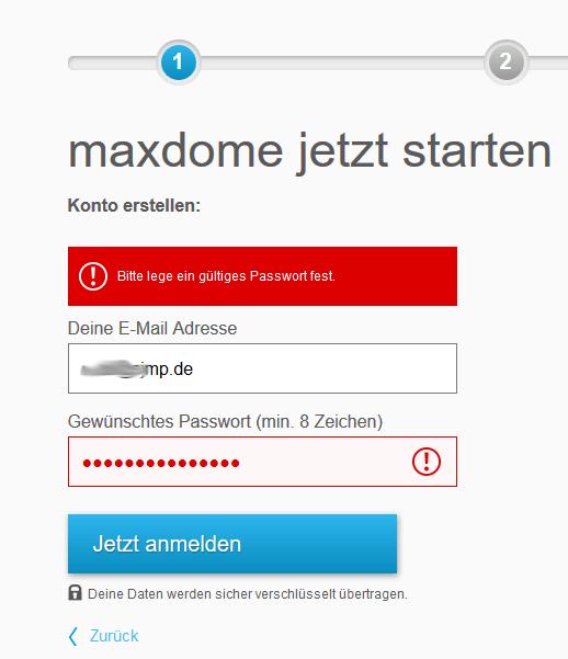 maxdome_passwort(1)